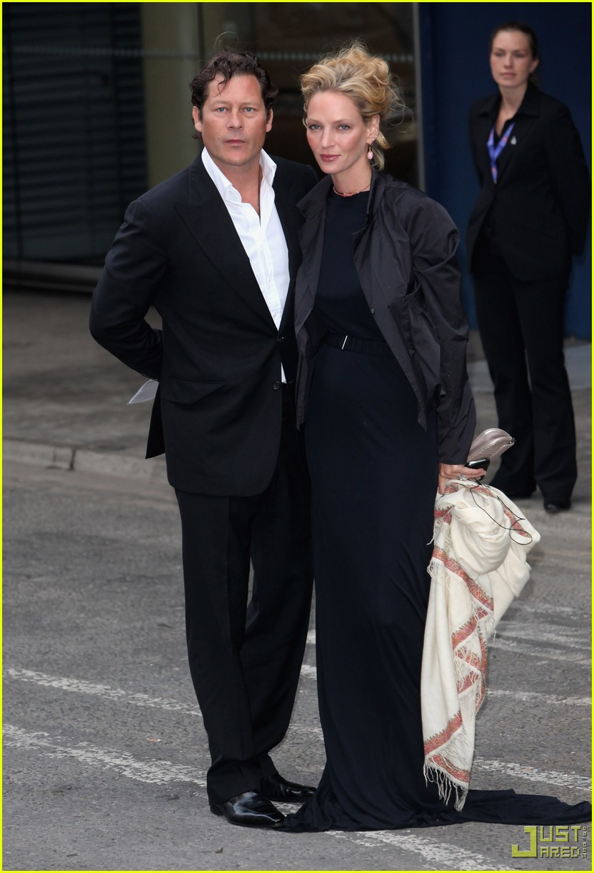 uma thurman engagement off 15