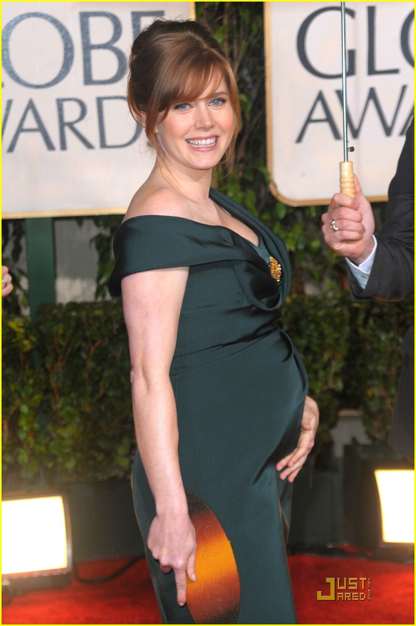 amy adams golden globes 07