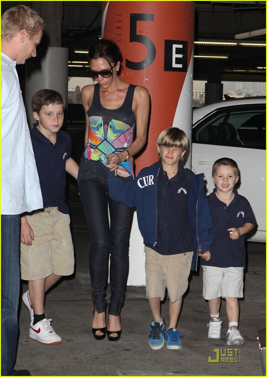 victoria beckham family feature 162406737