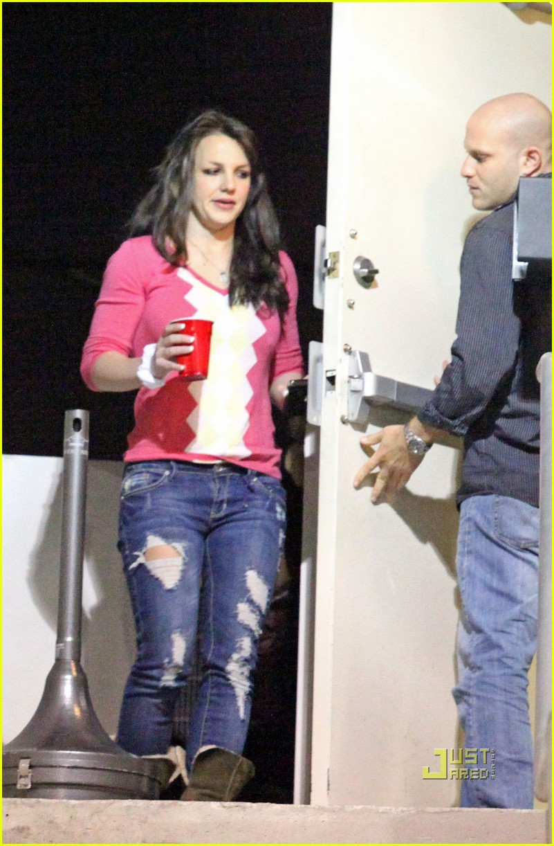 britney spears miami recording 03