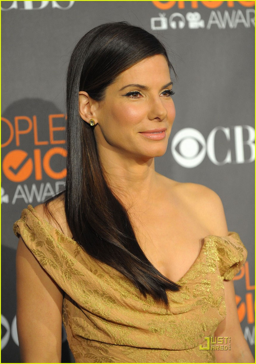sandra bullock peoples choice 2010 06