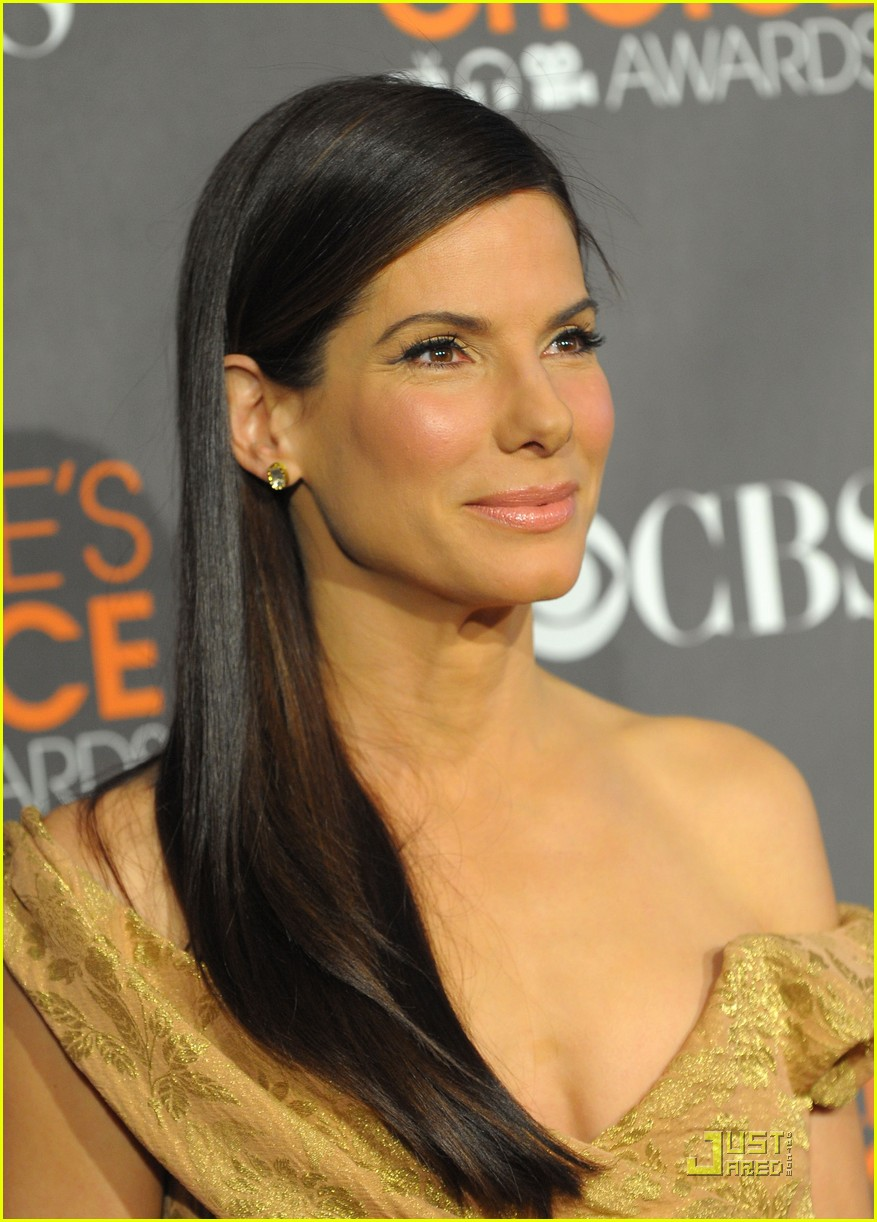 sandra bullock peoples choice 2010 08