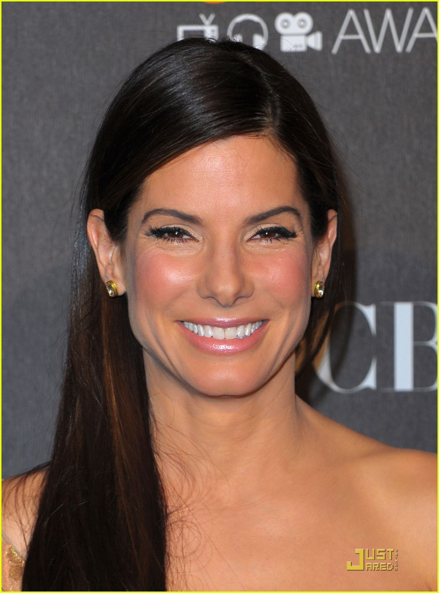sandra bullock peoples choice 2010 09