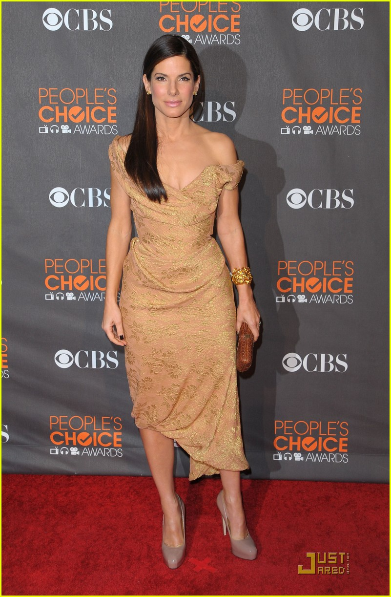 sandra bullock peoples choice 2010 102406529