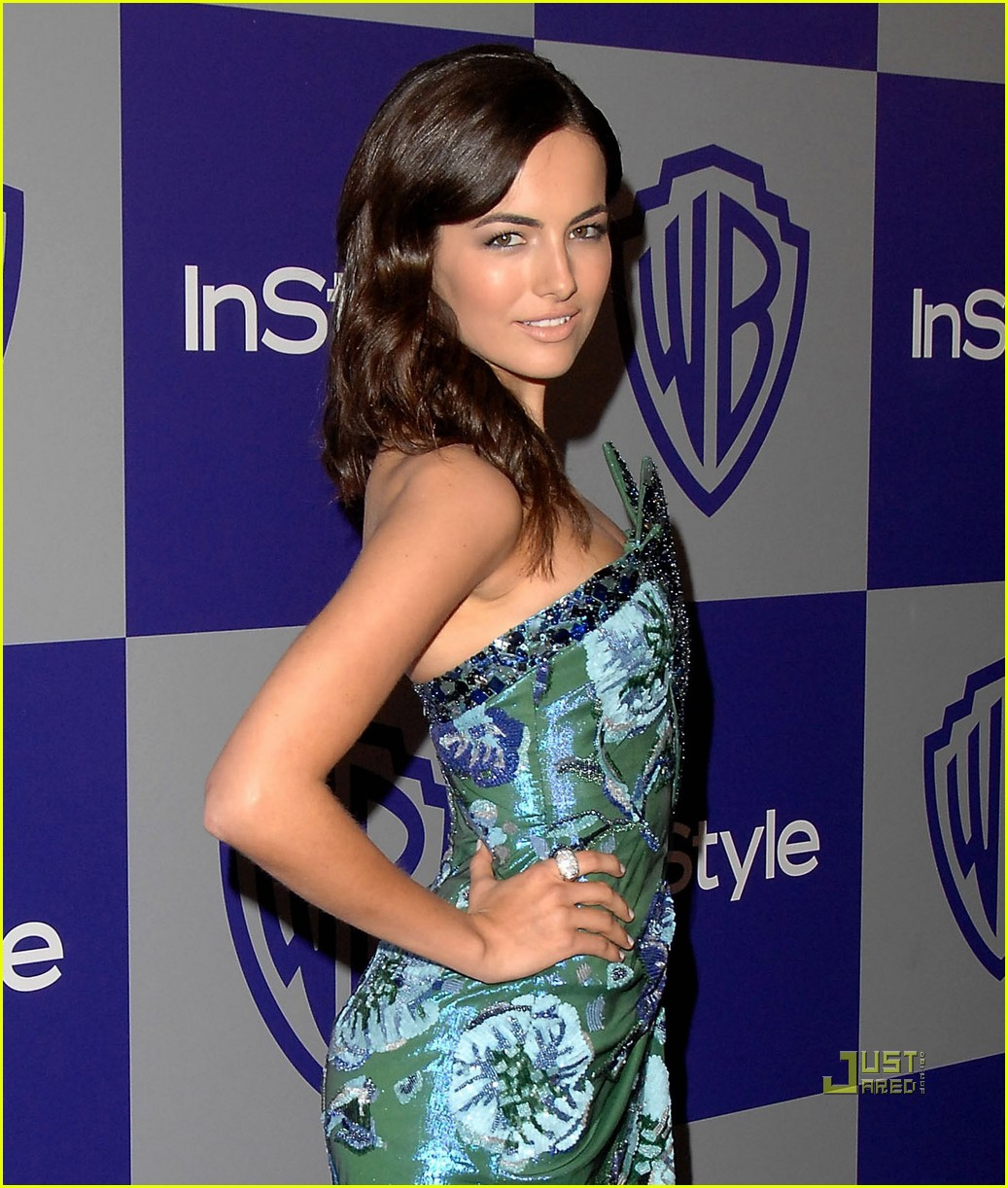 camilla belle golden globes 2010 after party 02