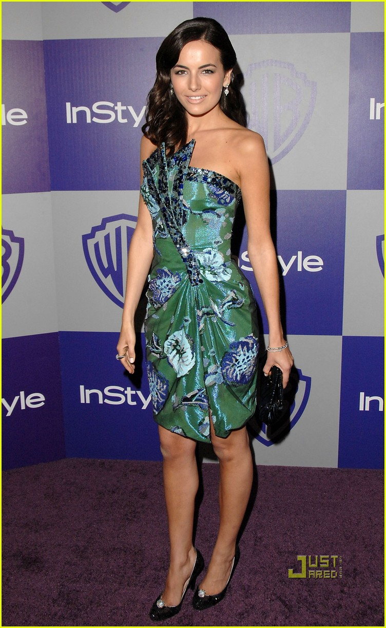 camilla belle golden globes 2010 after party 03