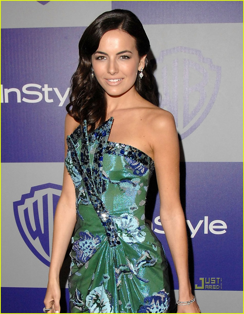 camilla belle golden globes 2010 after party 05