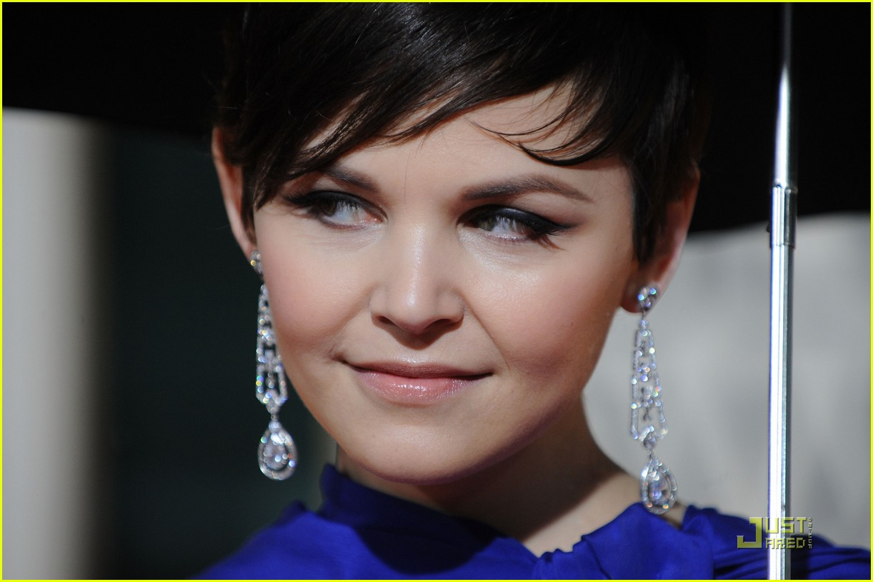ginnifer goodwin golden globes 2010 02