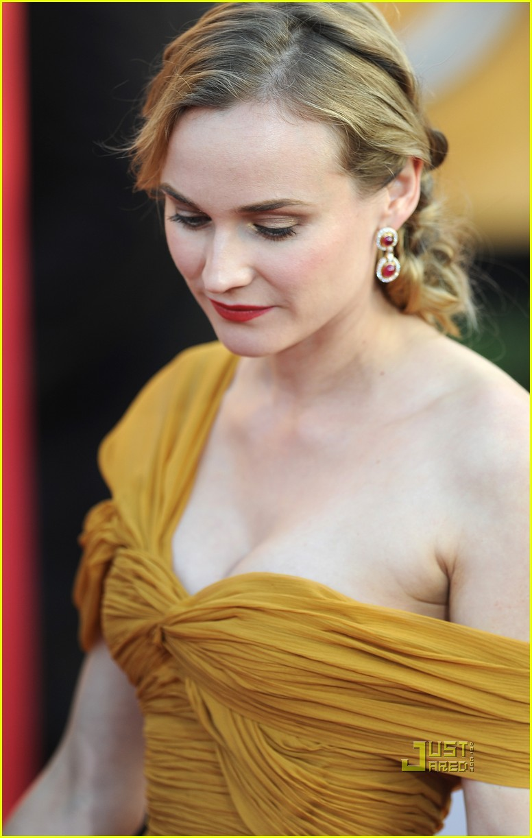 Diane Kruger - SAG Awards 2010 Red Carpet: Photo 2411037 | 2010 SAG ...