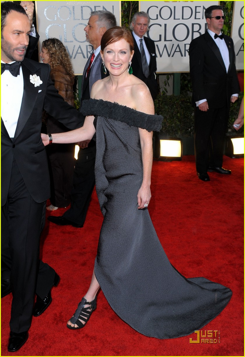 julianne moore golden globes 2010 06