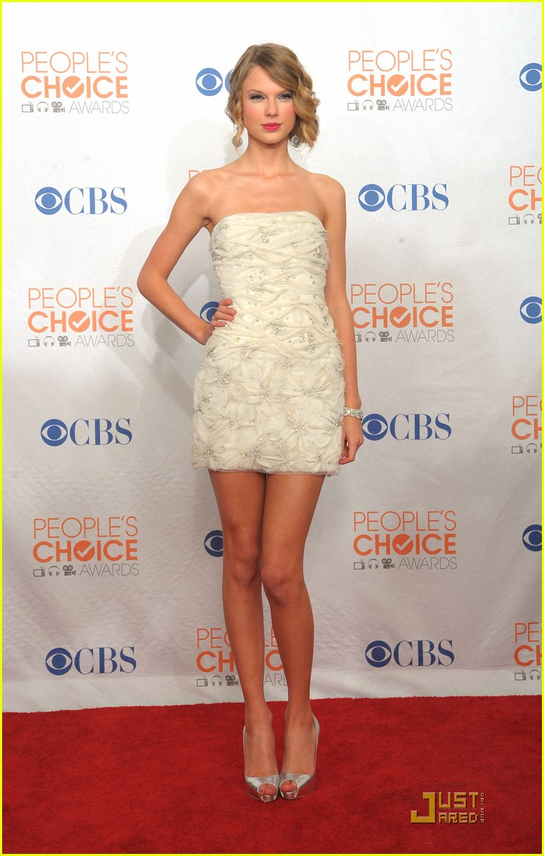 taylor swift peoples choice 2010 18