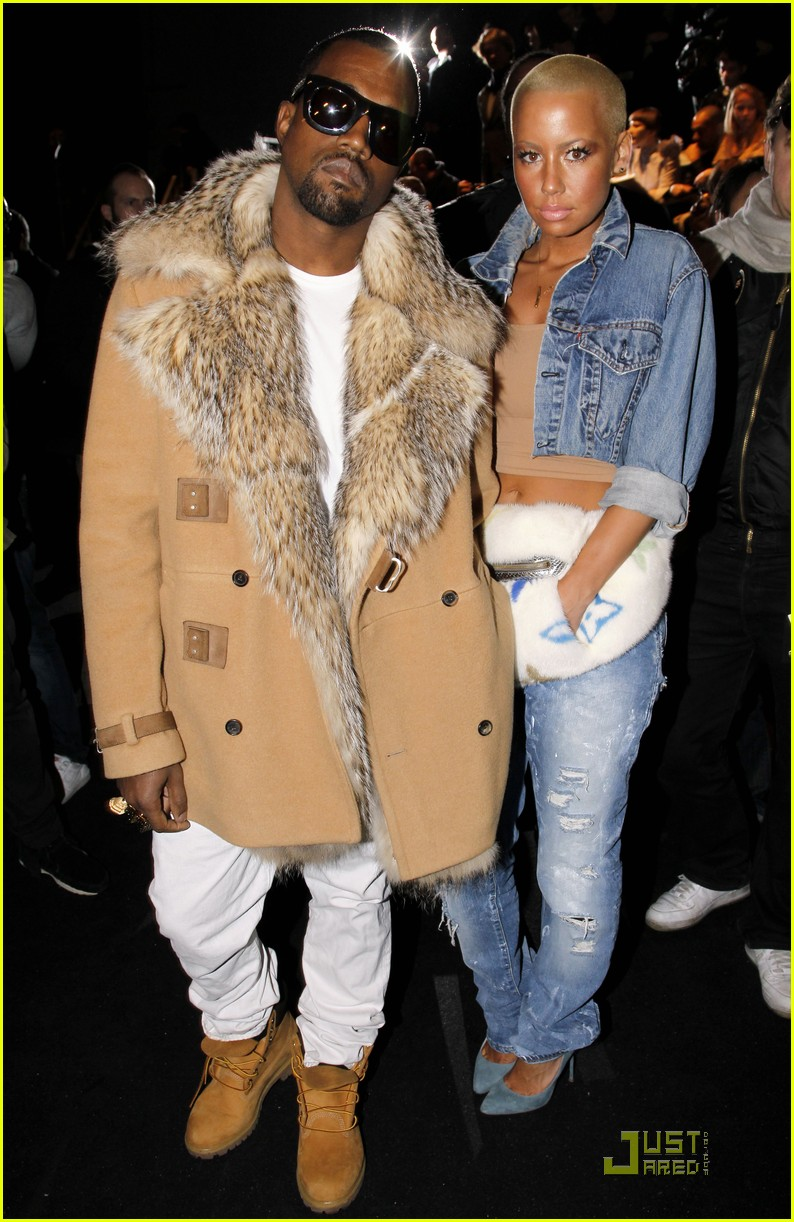 kanye west amber rose fashion furballs 05