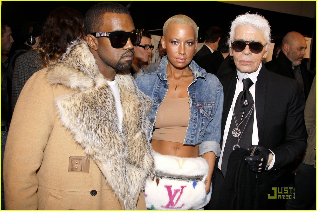 kanye west amber rose fashion furballs 07