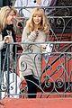 christina aguilera coffee script burlesque set 01