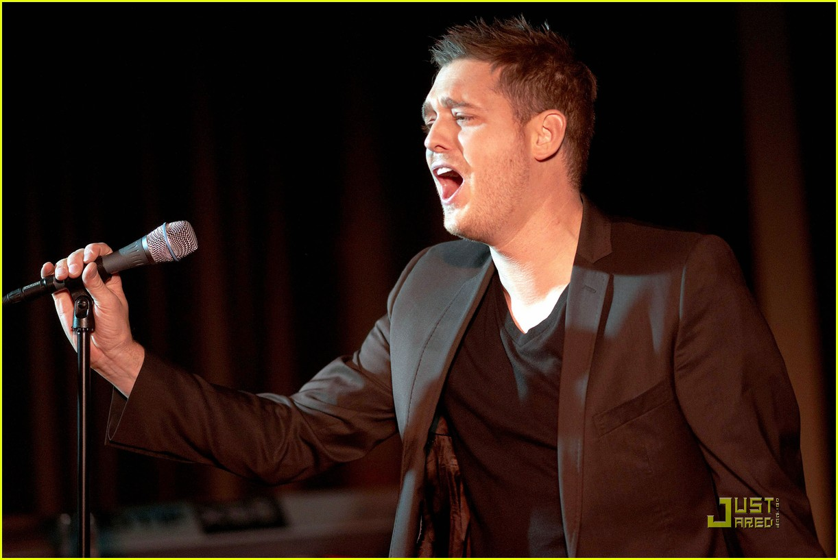 michael buble is a polished performer 01