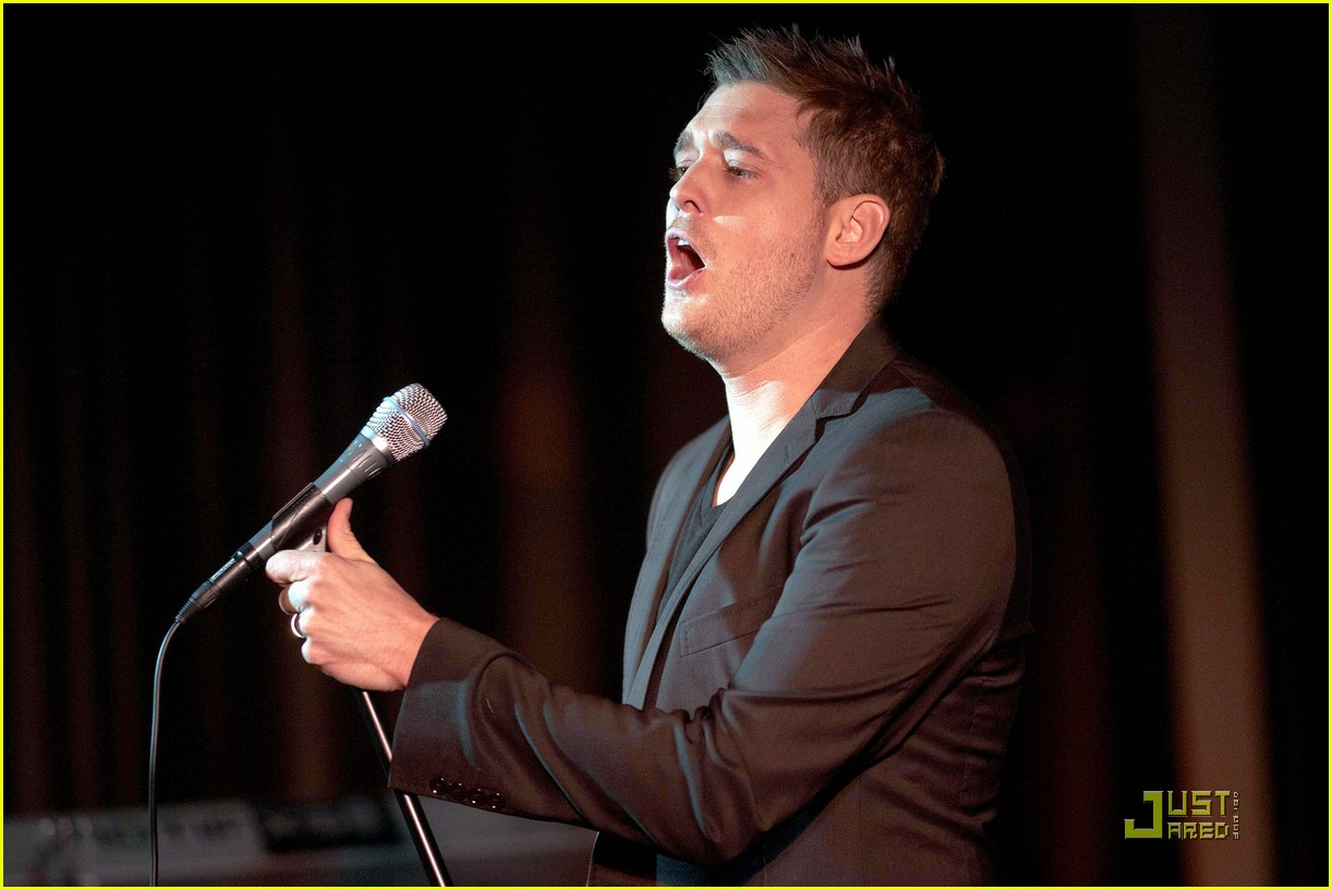 michael buble is a polished performer 06