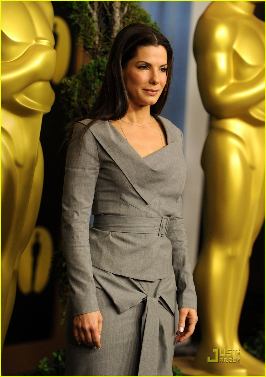 Sandra Bullock: Oscar ... Sandra Bullock