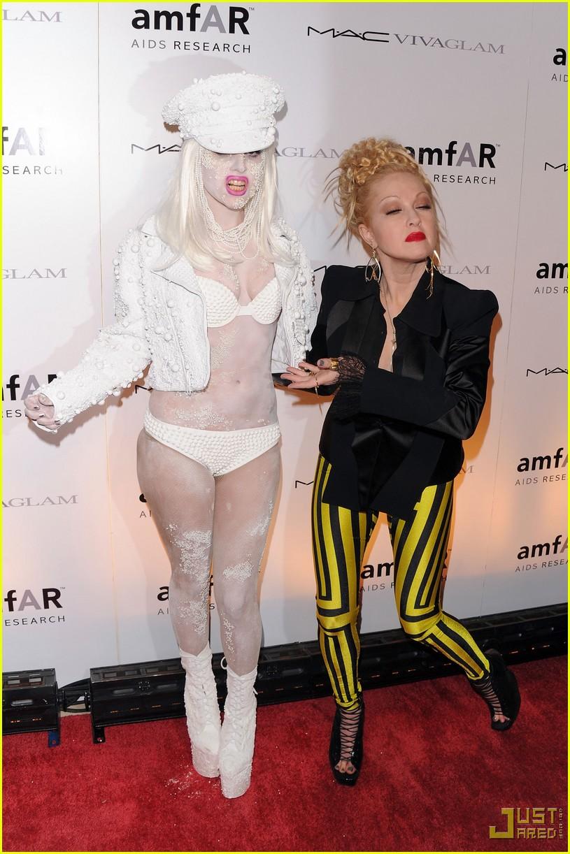 lady gaga amfar new york gala 13