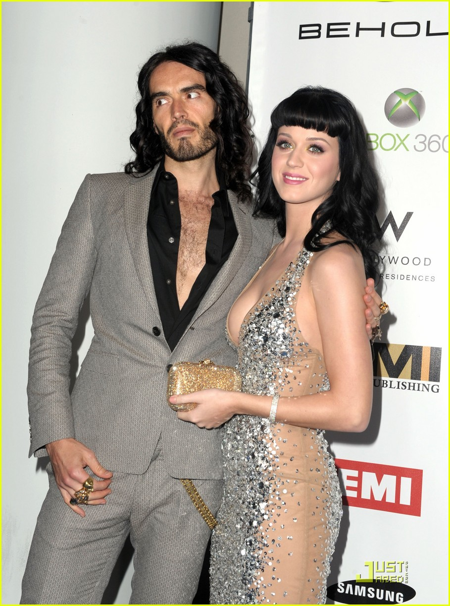 katy perry grammys 2010 emi party 01