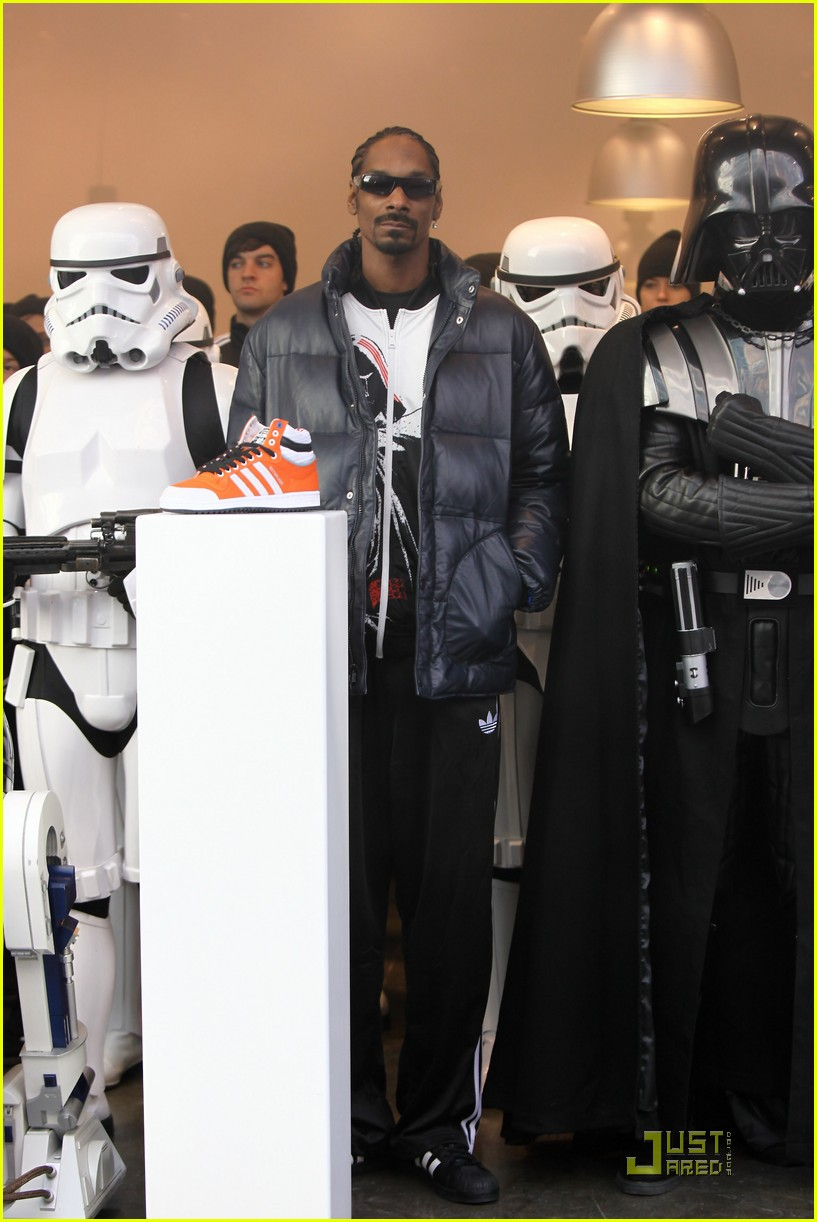 snoop dog star wars 12