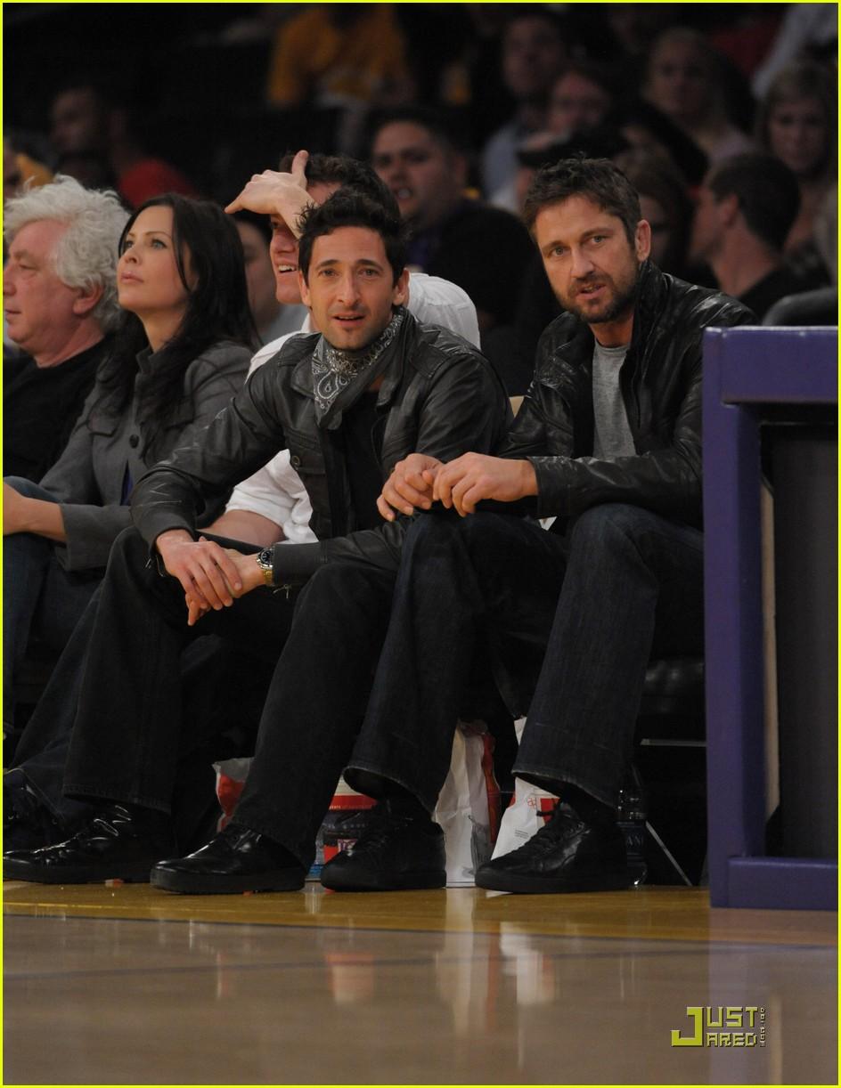Adrien Brody Father Gerard Butler Adrien Brody