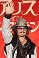 johnny depp alice in wonderland japan premire 01