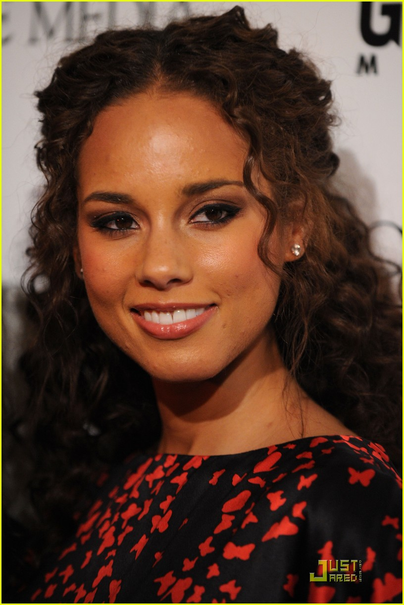 alicia keys steps out with swizz beatz 01