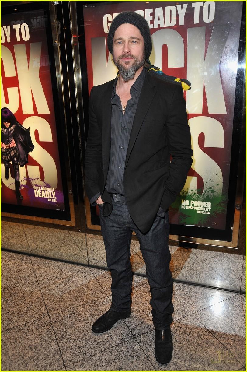 Brad Pitt Ass 66
