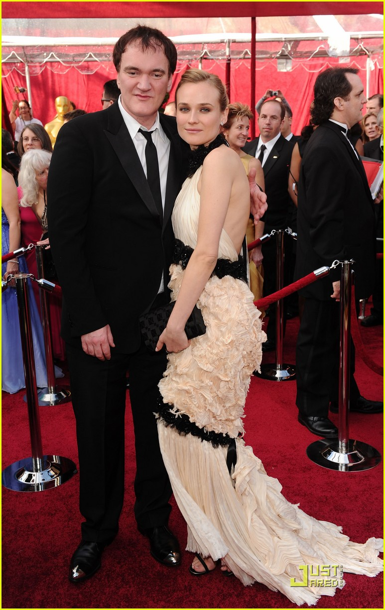 diane kruger 2010 oscars red carpet 07
