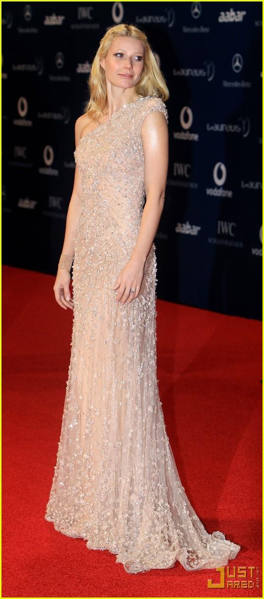 gwyneth paltrow laureus world sports awards 2010 10 Gwyneth Paltrow