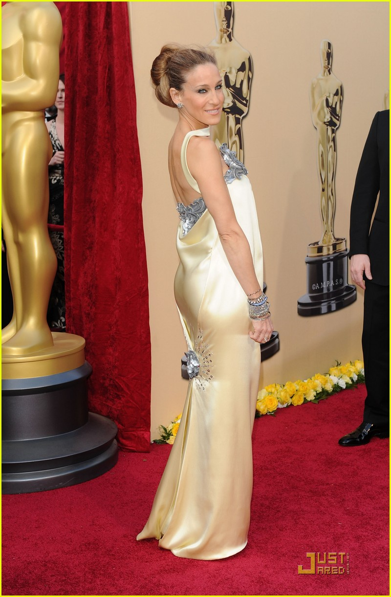 sarah jessica parker 2010 oscars 06