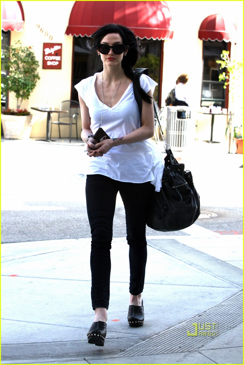 ashlee simpson office clogs 03