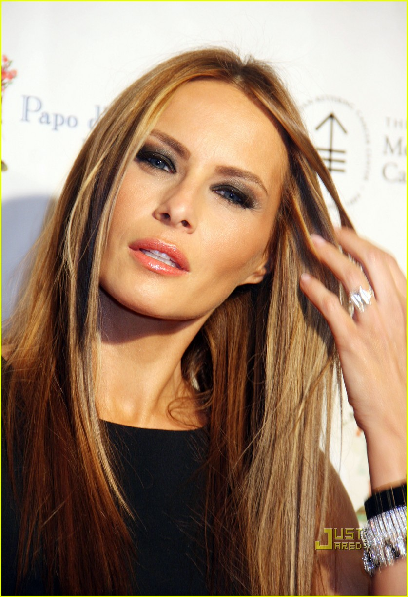 Melania Trump No Makeup Donald trump criticizes