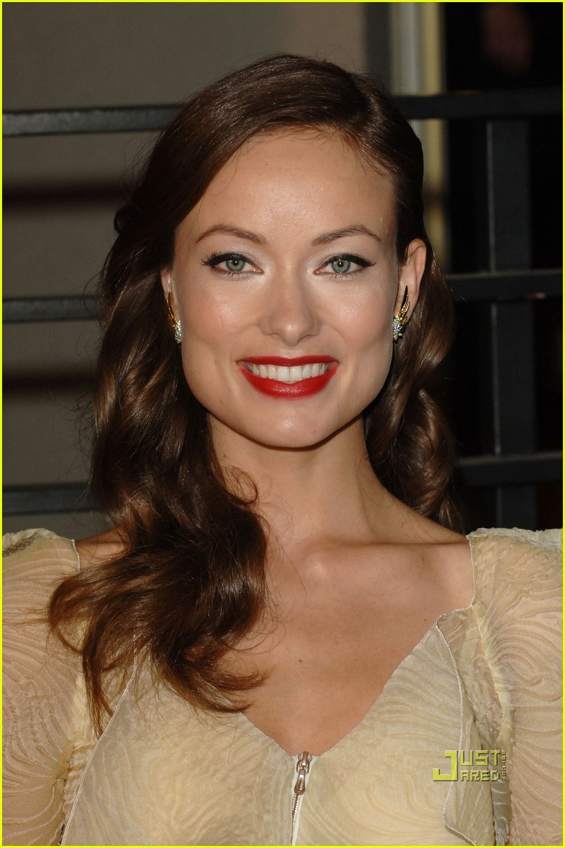 olivia wilde vanity fair post oscar party 2010 042433448