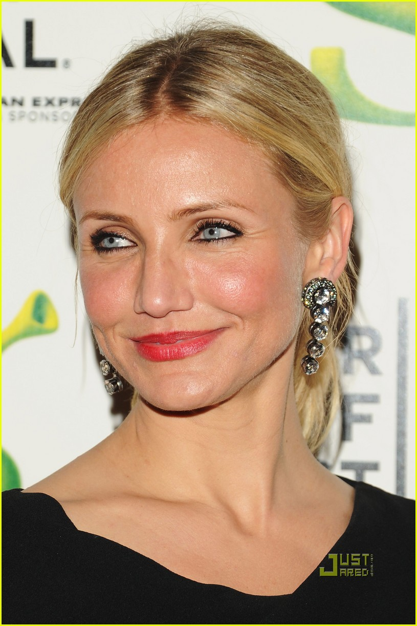 cameron diaz shrek forever after premiere 02