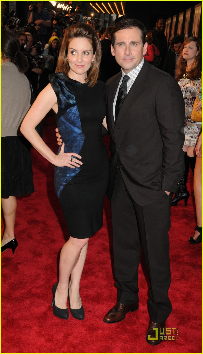 steve carell tina fey date night premiere 04