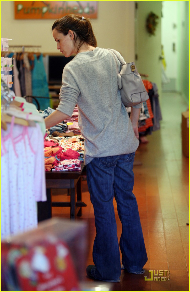 jennifer garner shopping girls 05