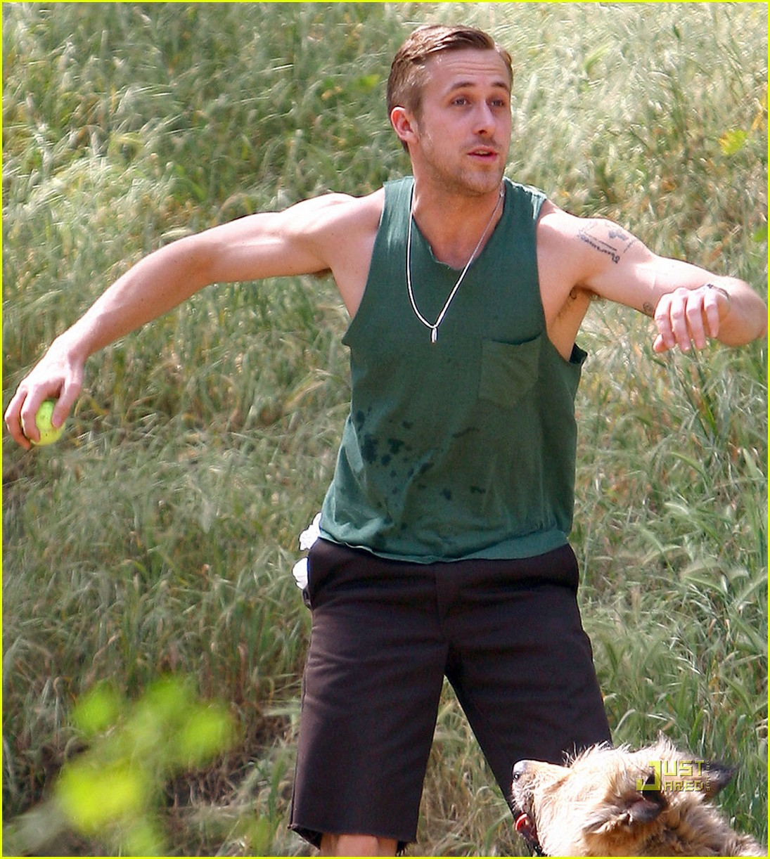 ryan gosling sleeveless dog 12