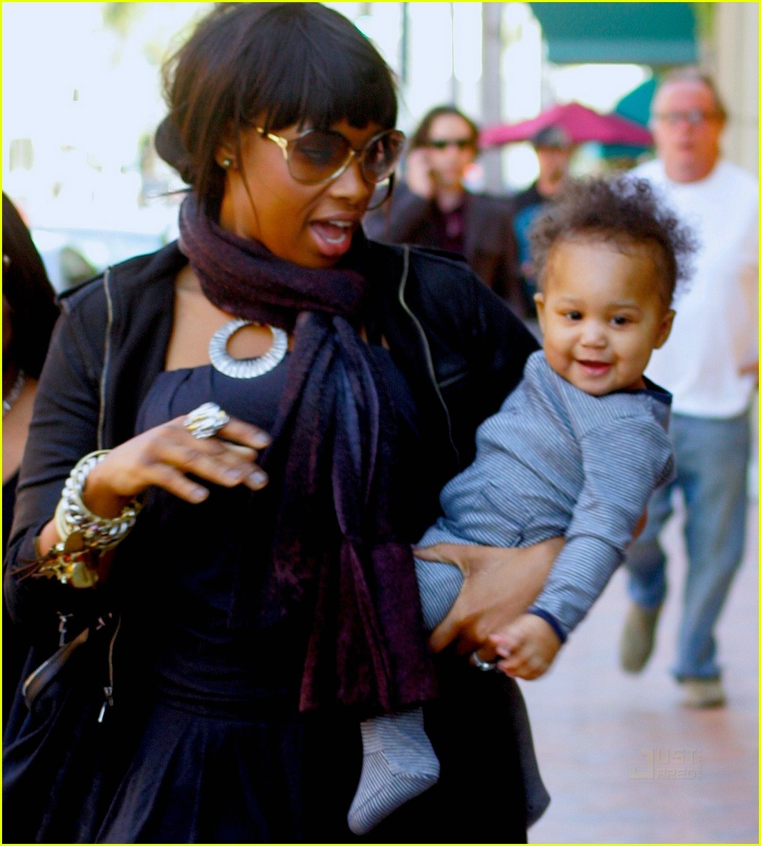 jennifer hudson son 022445374