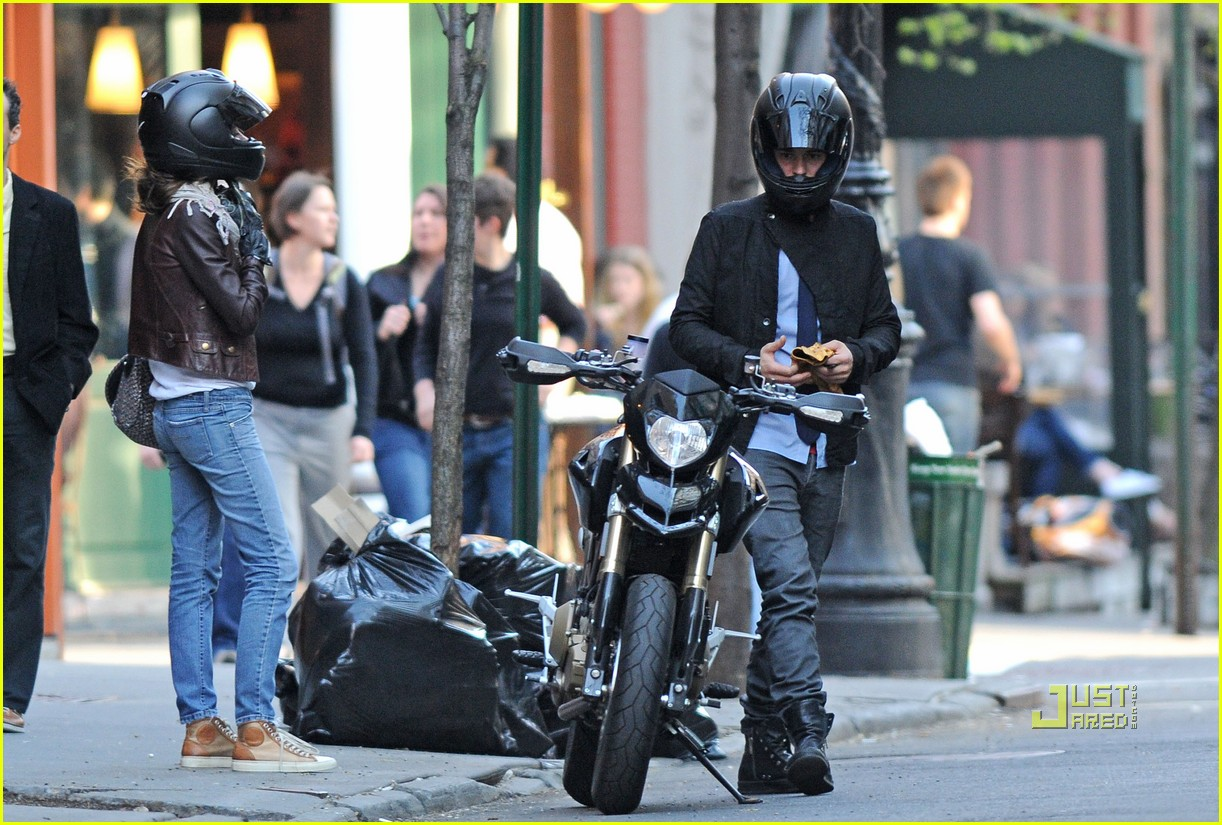 orlando bloom miranda kerr motorcycle 042439948
