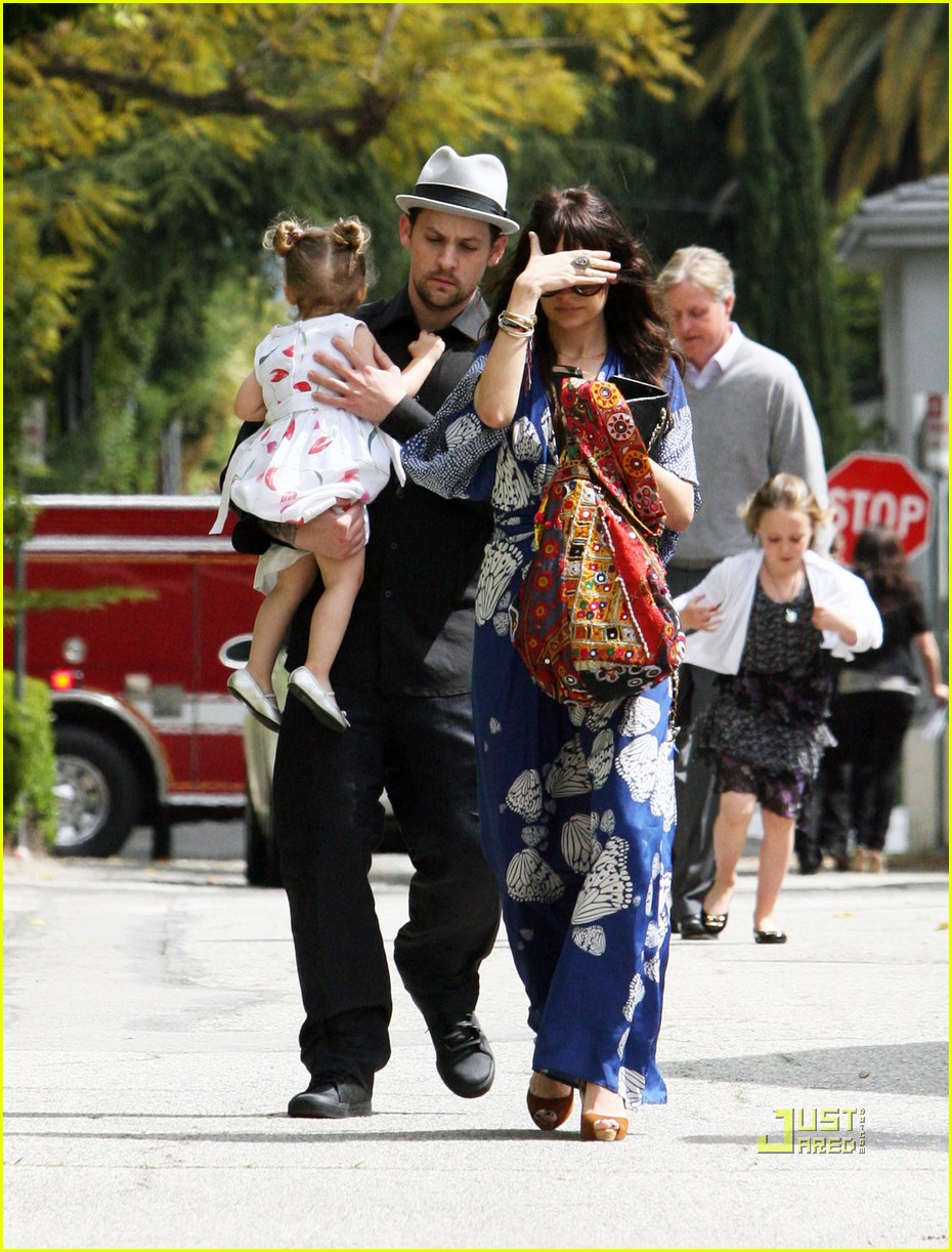 nicole richie easter sunday mass 22