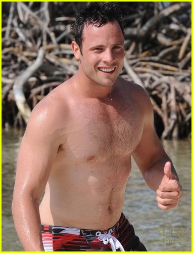 shirtless oscar pistorius 172445028