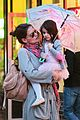 suri cruise umbrella new york 13