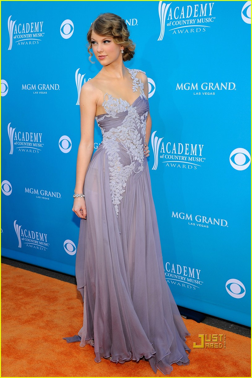 Taylor Swift Amc Award Dress 2010