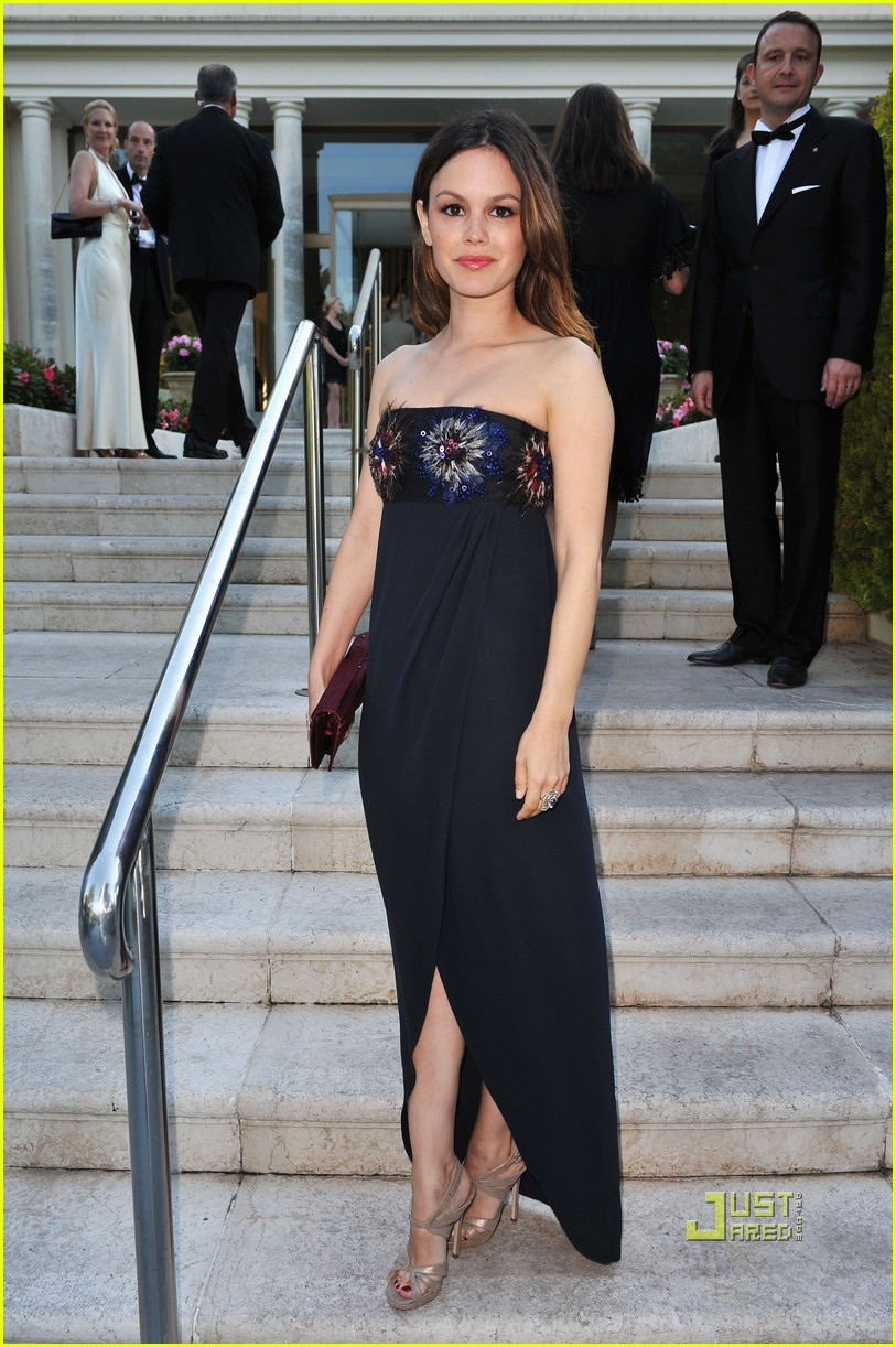 rachel bilson amfar cinema against aids 09