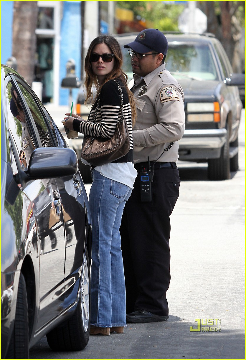 rachel bilson parking ticket 05
