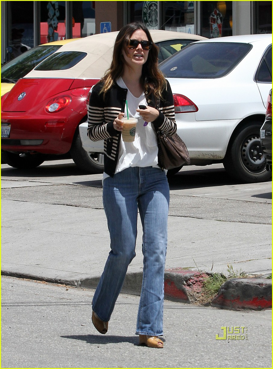 rachel bilson parking ticket 12