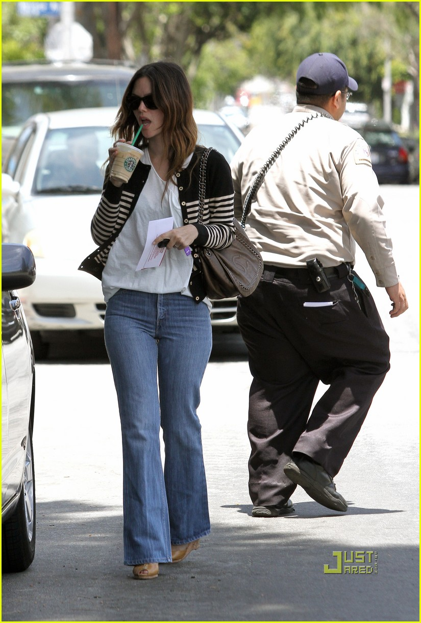 rachel bilson parking ticket 182454095