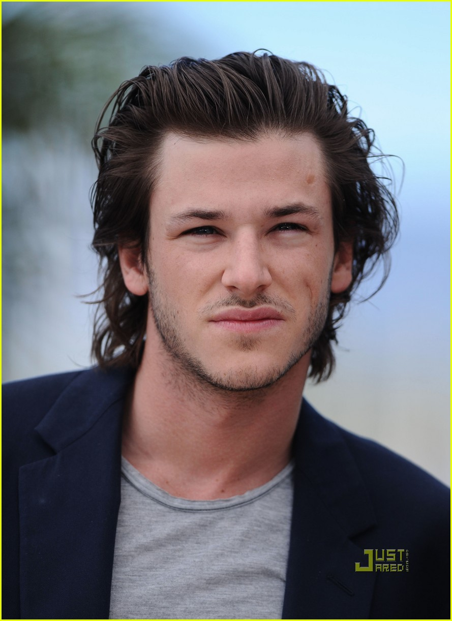 Full Sized Photo Of Gaspard Ulliel Cannes  Just