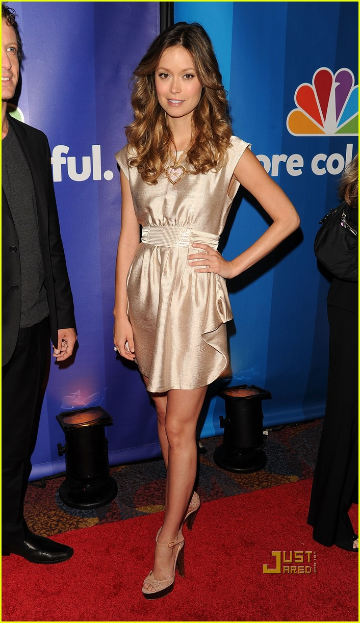 summer glau nbc upfronts 022451463